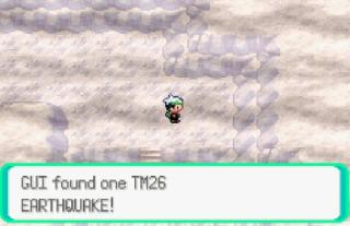 Screenshot Thumbnail / Media File 1 for Pokemon Emerald (U)(TrashMan)
