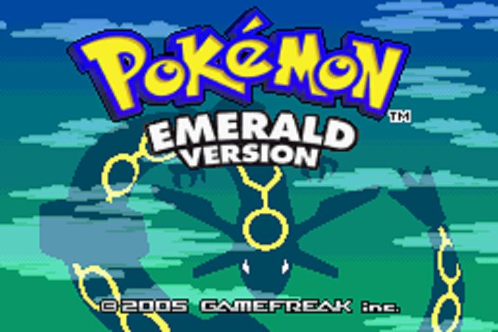 Visual boy advance roms pokemon emerald