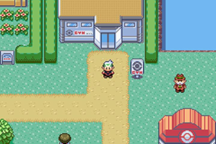 Pokemon Emerald U Trashman Rom