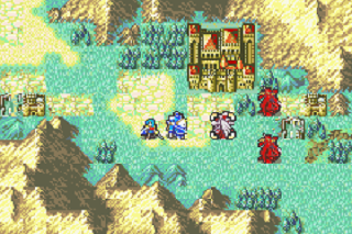 Screenshot Thumbnail / Media File 1 for Fire Emblem - The Sacred Stones (U)(TrashMan)