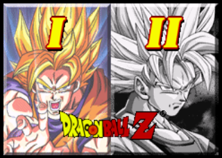 Screenshot Thumbnail / Media File 1 for 2 in 1 - Dragon Ball Z - The Legacy of Goku I & II (U)(Rising Sun)