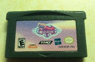 Screenshot Thumbnail / Media File 1 for My Little Pony Crystal Princess - The Runaway Rainbow (U)(Rising Sun)