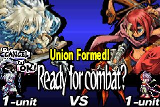 Screenshot Thumbnail / Media File 1 for Yggdra Union - We'll Never Fight Alone (U)(Rising Sun)