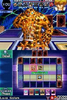 Screenshot Thumbnail / Media File 1 for Yu-Gi-Oh! - Nightmare Troubadour (U)(Lube)
