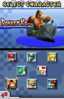 Screenshot Thumbnail / Media File 1 for Mario Kart DS (U)(SCZ)