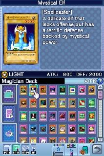 Screenshot Thumbnail / Media File 1 for Yu-Gi-Oh! - Nightmare Troubadour (E)(Legacy)