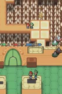 Screenshot Thumbnail / Media File 1 for Mario & Luigi - Partners in Time (U)(SCZ)