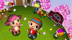 Animal Crossing - Wild World (E)(Legacy) ROM