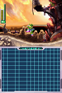 Screenshot Thumbnail / Media File 1 for MegaMan ZX (U)(Legacy)