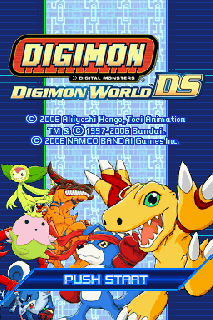 Screenshot Thumbnail / Media File 1 for Digimon World DS (U)(Legacy)