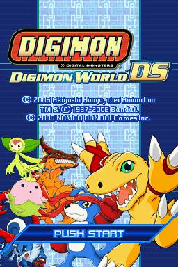 Digimon World Ds U Legacy Rom