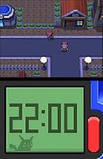 Screenshot Thumbnail / Media File 1 for Pokemon Diamond (v05) (U)(Legacy)