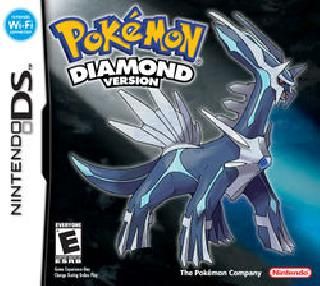 Screenshot Thumbnail / Media File 1 for Pokemon Diamant-Edition (v05) (G)(sUppLeX)