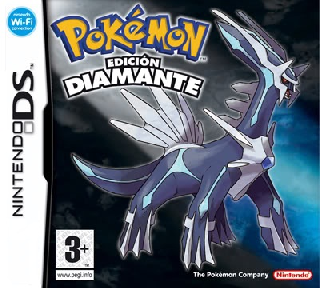 Screenshot Thumbnail / Media File 1 for Pokemon Edicion Diamante (v05) (S)(FireX)