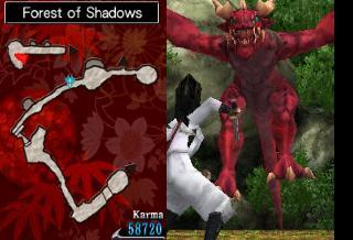 Screenshot Thumbnail / Media File 1 for Ninja Gaiden Dragon Sword (U)(XenoPhobia)
