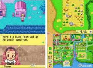 Screenshot Thumbnail / Media File 1 for Harvest Moon DS Cute (U)(SQUiRE)