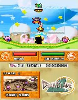 Screenshot Thumbnail / Media File 1 for Kirby Super Stars Ultra (U)(XenoPhobia)