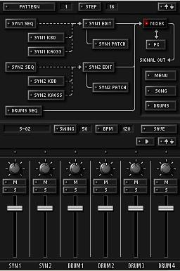 Thumbnail / Media File 5 for Korg DS-10 Synthesizer (U)(Goomba