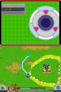Screenshot Thumbnail / Media File 1 for Pokemon Ranger - Shadows of Almia (U)(Venom)