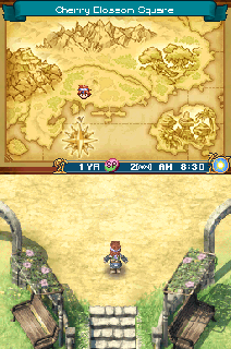 Screenshot Thumbnail / Media File 1 for Rune Factory 2 - A Fantasy Harvest Moon (U)(XenoPhobia)