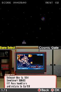 Screenshot Thumbnail / Media File 1 for Retro Game Challenge (US)(XenoPhobia)