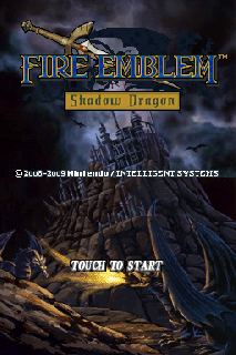 Screenshot Thumbnail / Media File 1 for Fire Emblem - Shadow Dragon (US)(Micronauts)