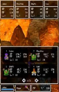 Screenshot Thumbnail / Media File 1 for Dragon Quest V - Hand of the Heavenly Bride (US)(M3)(XenoPhobia)