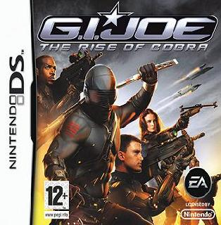 Screenshot Thumbnail / Media File 1 for G.I. Joe - The Rise of Cobra (EU)(M5)(BAHAMUT)