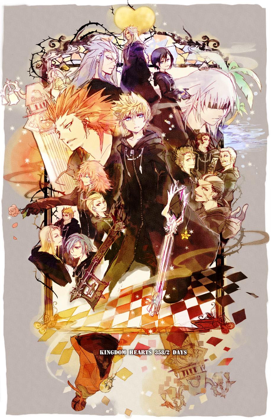 ... / Media File 6 for Kingdom Hearts - 358-2 Days (US)(M2)(XenoPhobia