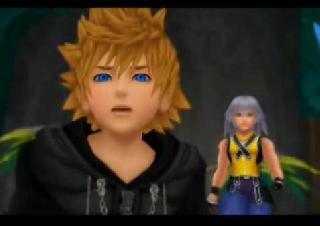 Screenshot Thumbnail / Media File 1 for Kingdom Hearts - 358-2 Days (US)(M2)(XenoPhobia)