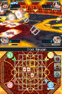 Screenshot Thumbnail / Media File 1 for Bakugan - Battle Brawlers (US)(M2)
