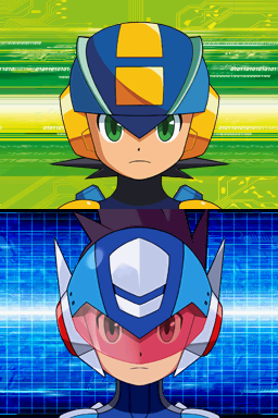 Rockman EXE Operate Shooting Star - Wikipedia