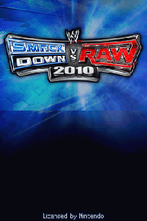 Screenshot Thumbnail / Media File 1 for WWE SmackDown vs Raw 2010 featuring ECW (U)