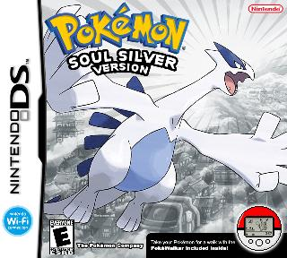 Screenshot Thumbnail / Media File 1 for Pokemon - SoulSilver Version (U)
