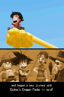 Screenshot Thumbnail / Media File 1 for Dragon Ball - Origins 2 (E)
