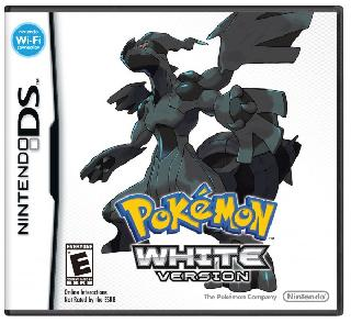 Screenshot Thumbnail / Media File 1 for Pokemon - White (DSi Enhanced) (J)