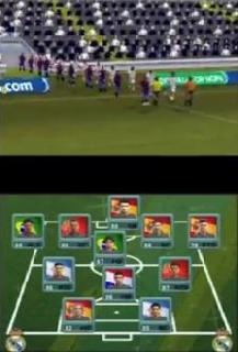 Screenshot Thumbnail / Media File 1 for FIFA 11 (DSi Enhanced) (E)