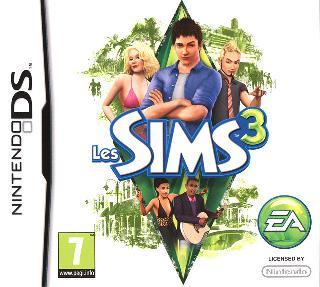 Screenshot Thumbnail / Media File 1 for Sims 3, The (DSi Enhanced) (E)