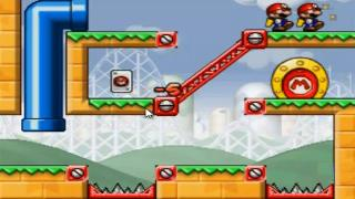 Screenshot Thumbnail / Media File 1 for Mario vs. Donkey Kong - Mini-Land Mayhem! (v01)(DSi Enhanced) (U)