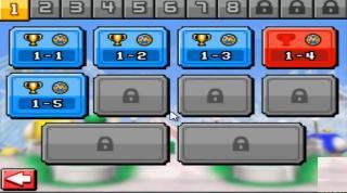 Screenshot Thumbnail / Media File 1 for Mario vs. Donkey Kong - Mini-Land Mayhem! (v01)(DSi Enhanced) (U)