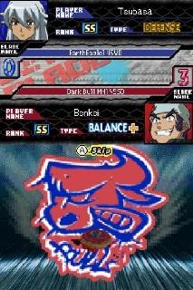 Screenshot Thumbnail / Media File 1 for Beyblade - Metal Fusion (U)
