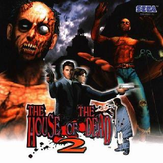 Screenshot Thumbnail / Media File 1 for House Of The Dead 2 (PAL)