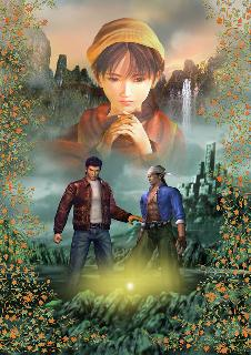 Screenshot Thumbnail / Media File 1 for Shenmue 2 (PAL)