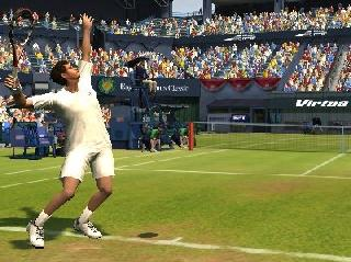 Screenshot Thumbnail / Media File 1 for Virtua Tennis 2 (PAL)