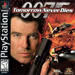 Screenshot Thumbnail / Media File 1 for 007 - Tomorrow Never Dies (E)