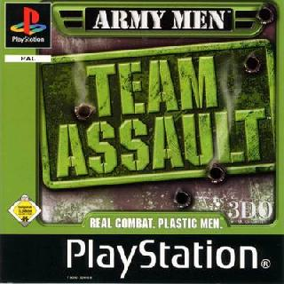 Screenshot Thumbnail / Media File 1 for Army Men - Team Assault (E)