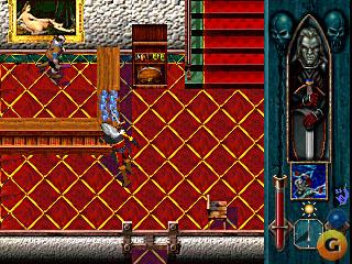Screenshot Thumbnail / Media File 1 for Blood Omen - Legacy of Kain (E)