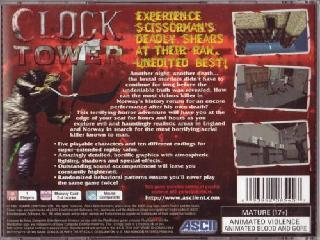 Screenshot Thumbnail / Media File 1 for Clock Tower (E)