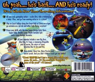Screenshot Thumbnail / Media File 1 for Crash Bandicoot 3 - Warped (E)