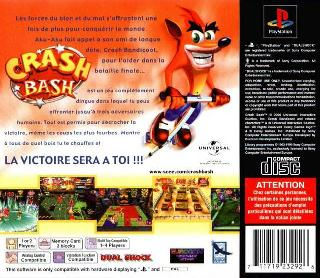 Screenshot Thumbnail / Media File 1 for Crash Bash (E)